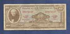 Buy MEXICO 100 PESOS 1973 Banknote U7974127 - HIDALGO Portrait