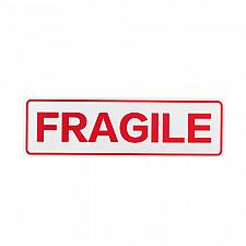 Buy Custom Stickers Fast | Rectangle Fragile Custom Stickers | GS-JJ.com ™