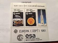 Buy Cyprus Turkish Europa s/s 1991 mnh #2