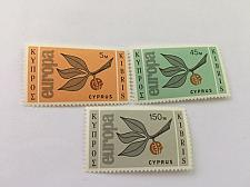 Buy Cyprus Europa 1965 mnh stamps #abc