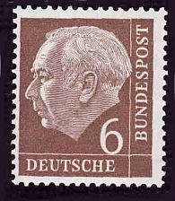Buy German MNH Scott #705 Catalog Value $.66