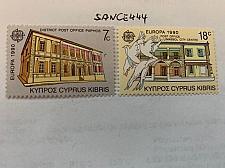 Buy Cyprus Europa 1990 mnh #a