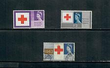 Buy 1963 COMMEMORATIVE SET , RED CROSS USED 170519