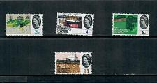 Buy 1964 COMMEMORATIVE SET ,INTERNATIONAL GEOGRAPHIC CONFERENCE MINT HINGED 170519