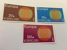 Buy Cyprus Europa 1970 mnh #ab