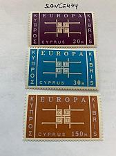 Buy Cyprus Europa 1963 mnh #abc stamps