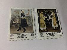 Buy Cyprus Europa 1981 mnh