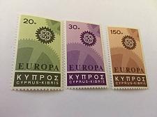 Buy Cyprus Europa 1967 mnh