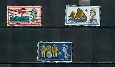 Buy 1963 COMMEMORATIVE SET LIFEBOATS ISSUE, USED 170519