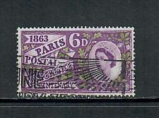 Buy 1963 COMMEMORATIVE SET PARIS ISSUE, USED 250519