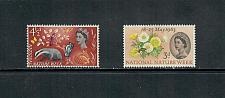 Buy 1963 COMMEMORATIVE SET NATIONAL NATURE WEEK ISSUE, MINT HINGED 170519