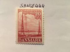 Buy Denmark Radio broadcasting 1950 mnh #abc