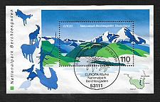 Buy German Used Scott #2040 Catalog Value $3.00