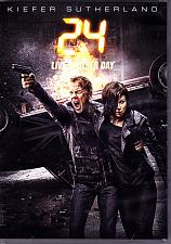 Buy 24 - Live Another Day - 4 disc DVD set - Very Good