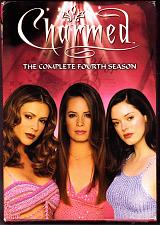 Buy Charmed - Complete 4th Season DVD 2006, 6-Disc Set - Very Good