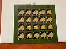 Buy United States Tiffany lamp sheet 2003 mnh