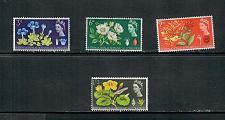 Buy 1964 COMMEMORATIVE SET ,BOTANICAL CONFERENCE, MINT HINGED, USED 170519