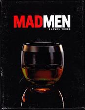 Buy Mad Men - Season 3 DVD 2010, 4-Disc Set - Very Good