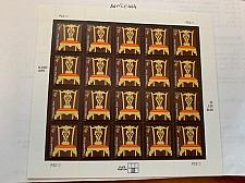 Buy United States Chippendale Chair sheet 2004 mnh
