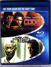 Buy The Code & The Contract - Blu-ray Disc, 2011, 2-Disc Set - Very Good
