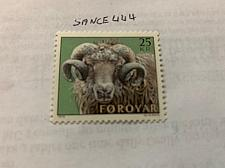 Buy Faroe Islands Sheep Breeding Ram 1979 mnh