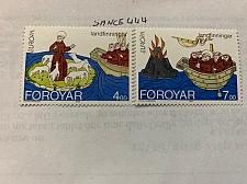 Buy Faroe Islands Europa 1994 mnh