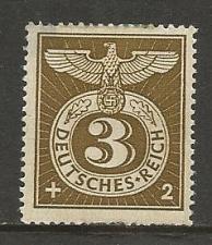 Buy German Hinged Scott #B217 Catalog Value $.25