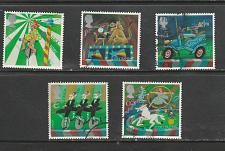Buy 2002 COMMEMORATIVE SET CIRCUS ISSUE, USED 260519
