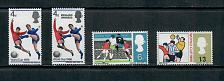 Buy 1966 COMMEMORATIVE SET WORLD CUP, INCLUDING WINNER STAMP ISSUE, MOUNTED MINT, 300519