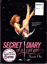Buy Secret Diary of a Call Girl - Season 1 DVD 2009 - Very Good