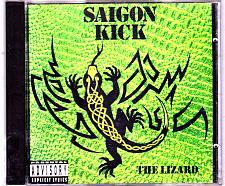 Buy The Lizard by Saigon Kick CD 1992 - Very Good