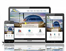 Buy Custom Website + Logo | Mobile Friendly Web & Logo Design