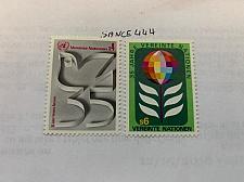 Buy United Nations Wien 35 years U.N.O. 1980 mnh