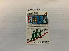 Buy United Nations Wien Solidarity 1980 mnh