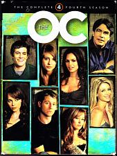 Buy The O.C.: The Complete Season 4 DVD 5-Disc Set - Very Good