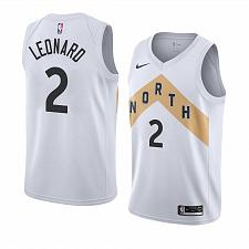 Buy Mens Toronto Raptors Kawhi Leonard Basketball Jersey City Edition