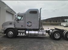 Buy 2012 Mack Pinnacle CXU613 Semi Tractor