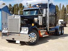 Buy 2003 Kenworth W900L Semi Tractor
