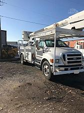 Buy 2004 Ford F750 SD Truck