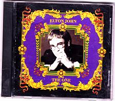 Buy The One by Elton John CD 1992 - Very Good
