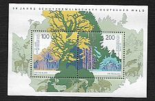 Buy German MNH Scott #1968 Catalog Value $4.00