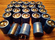 Buy Lot of 25: Cornell Dubilier 380LX101M450J022 100uF Snap-In Capacitors : FREE Shipping