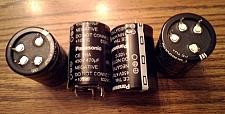 Buy Lots of 4: Panasonic ECE-T2WA471EA 470uF Snap-In Capacitors :: FREE Shipping