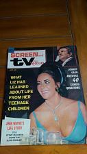 Buy JOHNNY CASH-SCREEN AND TV ALBUM MAGAZINE FROM 1970.
