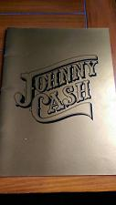Buy JOHNNY CASH-GOLD COVER BOOK-JOHNNY CASH COLLECTION OF PICTURES, LETTERS, ETC..