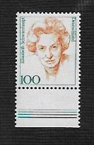 Buy German MNH Scott #1724 Catalog Value $.85