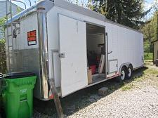 Buy Enclosed Trailer Car Hauler Auto Transporter