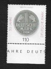 Buy German MNH Scott #2007 Catalog Value $2.00