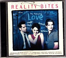 Buy Reality Bites by Original Soundtrack CD 1994 - Very Good