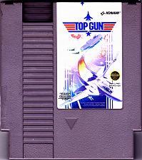 Buy Top Gun - Nintendo NES 1987 Video Game - Good